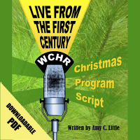 Live from the First Century (Christmas Program) N-2203