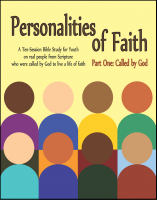 Personalities of Faith - Vol 1 (Youth) Y-6010