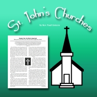 St. John's Churches: A Parable of Faithful Discipleship N-3001
