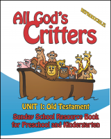 All God's Critters Unit 1 (Pre-Kin) S-3010