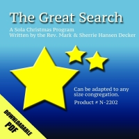 The Great Search (Christmas Program) N-2202