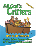 All God's Critters Unit 2 (Pre-Kin) S-3020