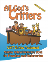 All God's Critters Unit 3 (Pre-Kin) S-3030
