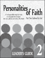Personalities of Faith - Vol 2 (Leader) Y-6025