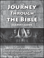 Journey Through the Bible (Leader's Guide) C-6115