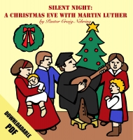 Silent Night: A Christmas Eve with Martin Luther N-2206