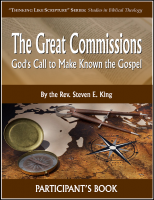 The Great Commissions - Participant A-6050