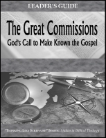 The Great Commissions - Leader's Guide A-6055