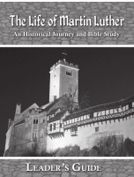 The Life of Martin Luther (Leader's Guide) L-1015